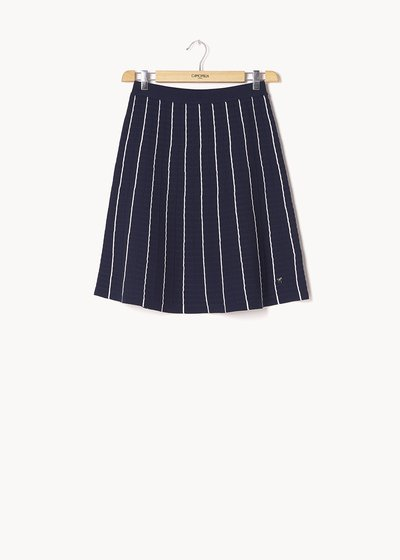 Gaylin knit skirt
