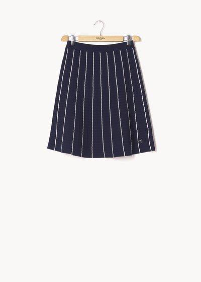 Gaylin knit skirt