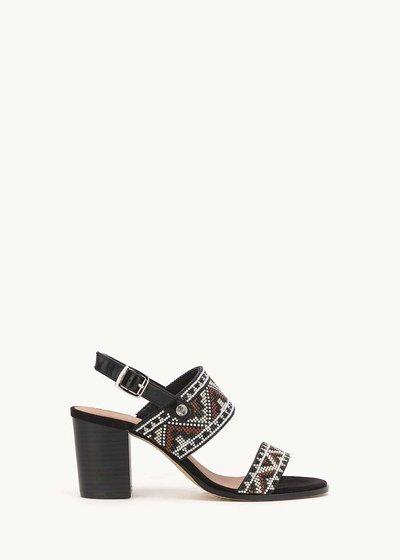 Sandalo Shyl motivo azteco