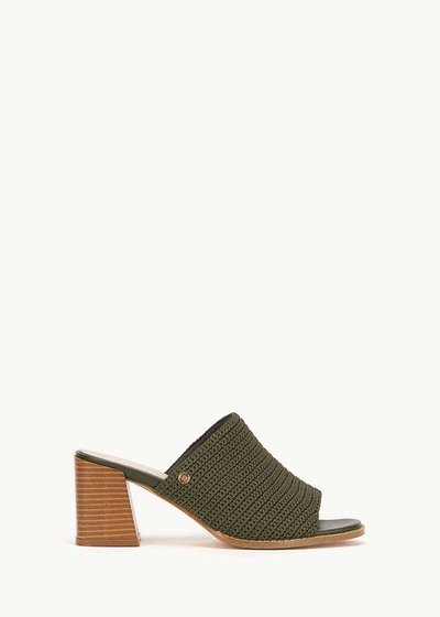 Mule Sherry con strass