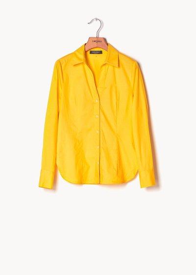 Camicia Carolina in popeline di cotone