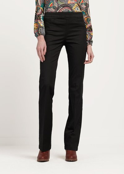 Victoria black trousers