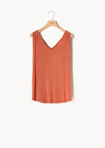 Thery V-neck top