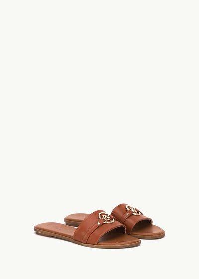Sandalo Sydne con logo CI
