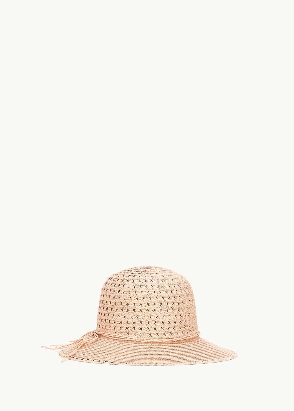 Natural collection's Cabot hat - Pink - Woman