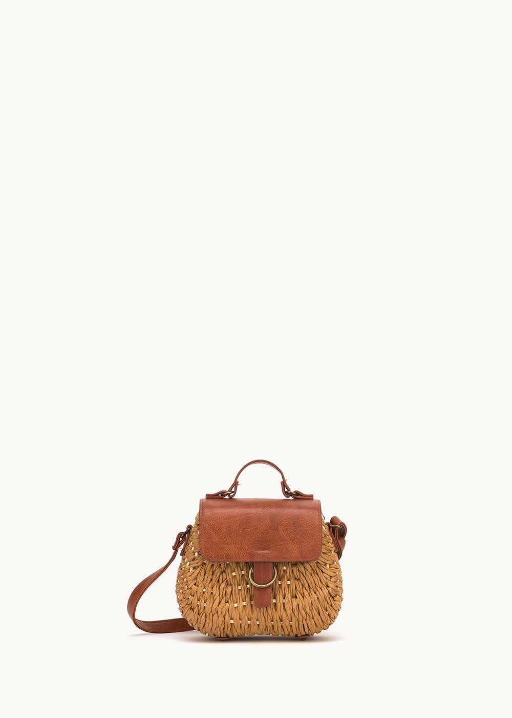 Borsa Bymi in midollino - Safari - Donna