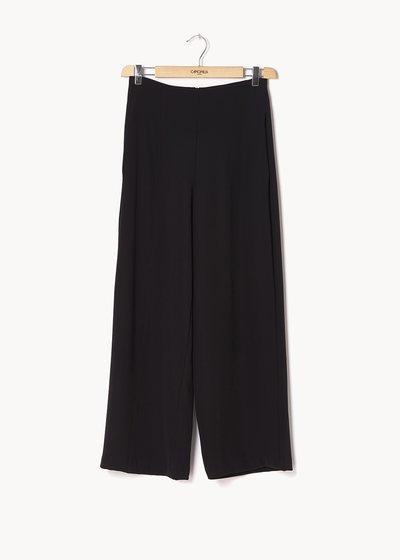 Pantalone Pamel in tessuto cady