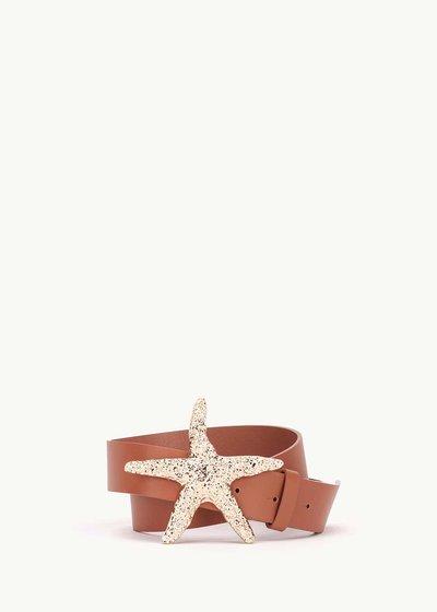 Cintura Candy con fibbia stella marina