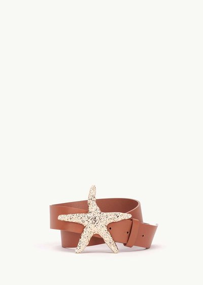 Candy belt with starfish-shaped buckle