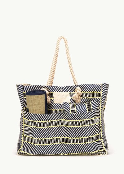 Barry bag with beach set