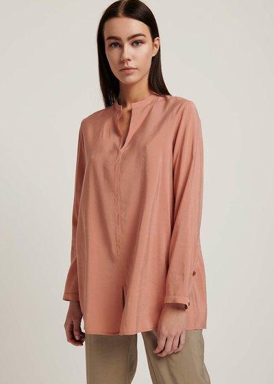 Camicia Cora effetto seta