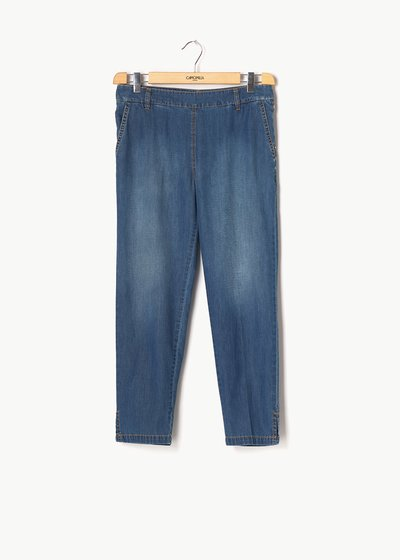 Dandy cotton denim