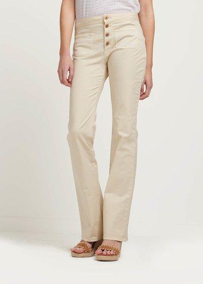 Pantalone Victoria con taschini