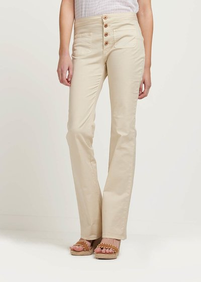 Victoria trousers with small pockets