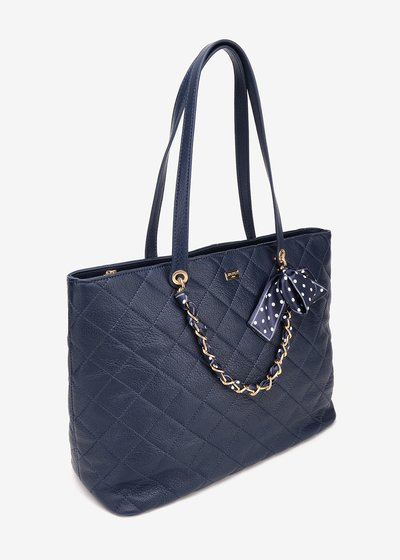 Shopping bag Bree trapuntata