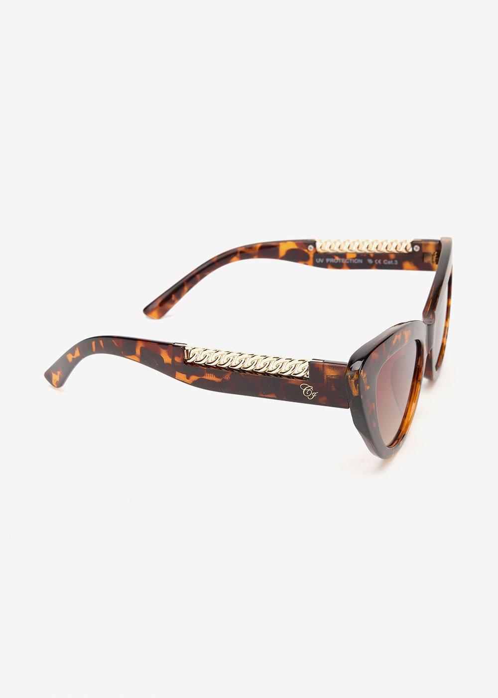 cat model sunglasses - Animalier - Woman