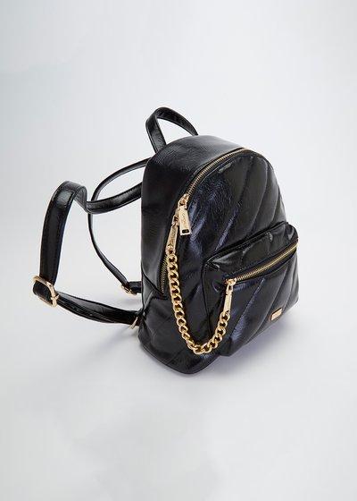 Bonn backpack with cross stripes