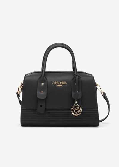 Balyk Boston bag with shoulder strap