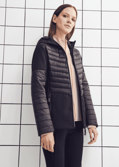 Giant neoprene jacket