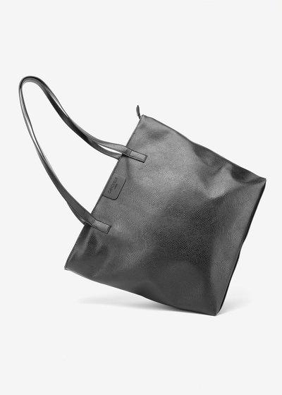 Shopping bag Badia stampa pitone