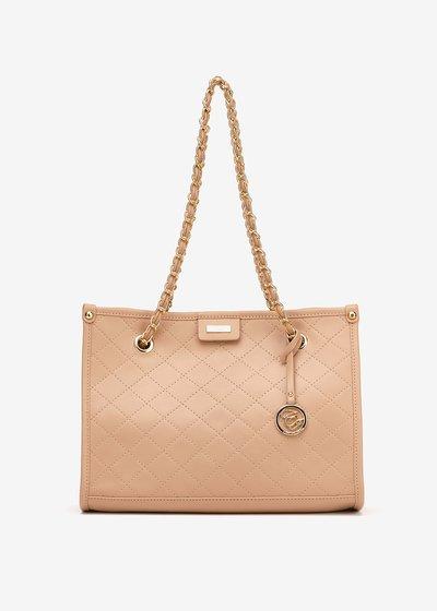 Shopping bag Berta trapuntata