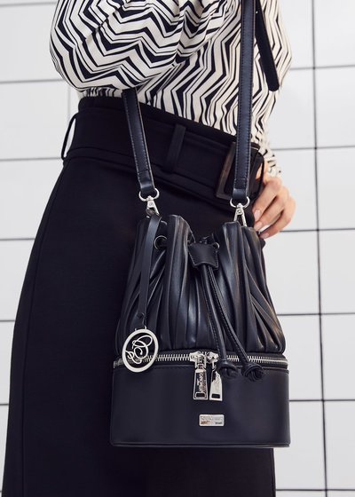 Bryanna bucket bag