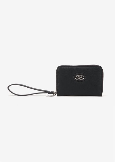 Pstsy wallet with wristband