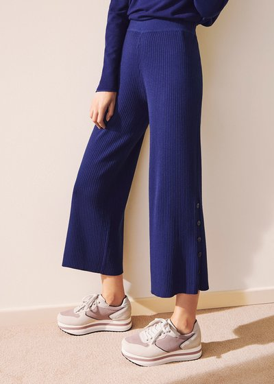 Portos knit trousers