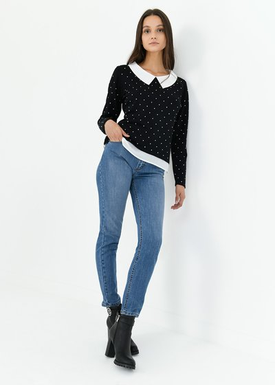 Denim Kate modello skinny