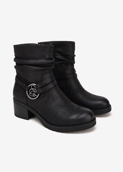 Symon biker boots