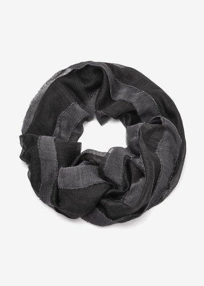 Sheila wool scarf