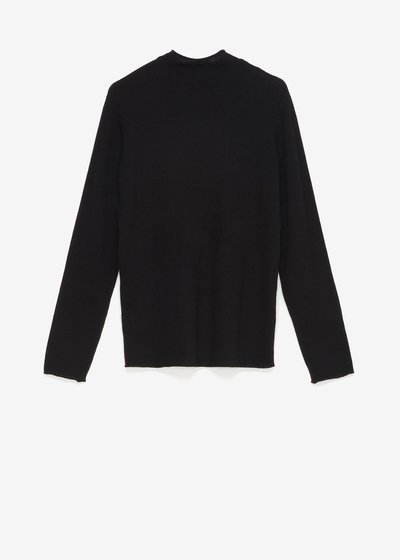Merida wool turtleneck