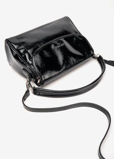 Brays patent leather bag