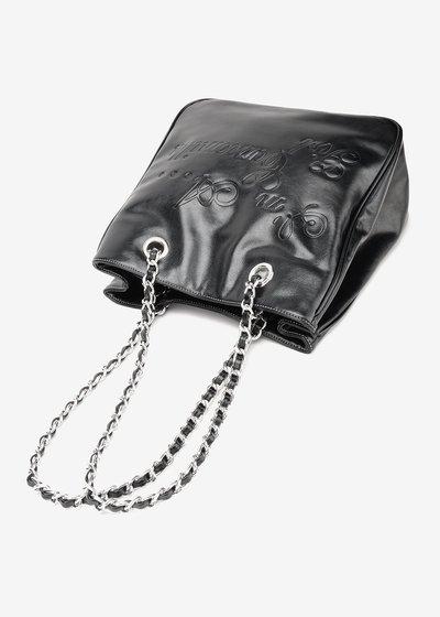 Shopping bag Camomilla Girl effetto marmorizzato