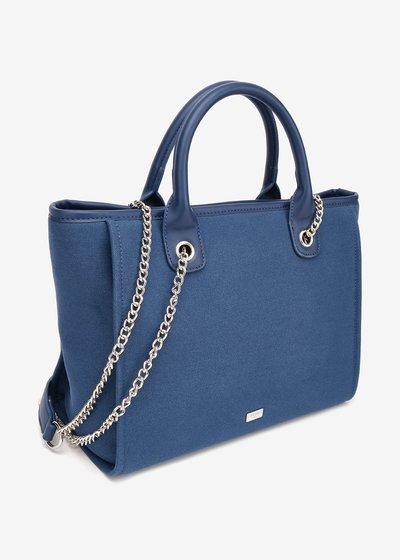 Shopping bag Bett in canvas