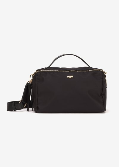 Blanc Boston bag in technical fabric