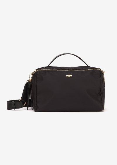 Blanc Boston bag in technical fabric