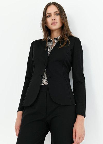 Corynn jacket model cardigan