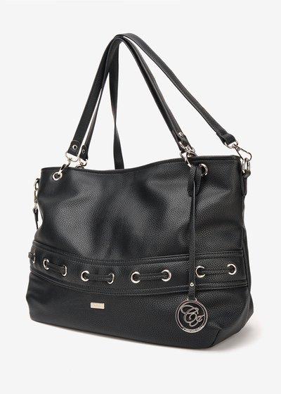 Shopping bag Bryk in eco pelle