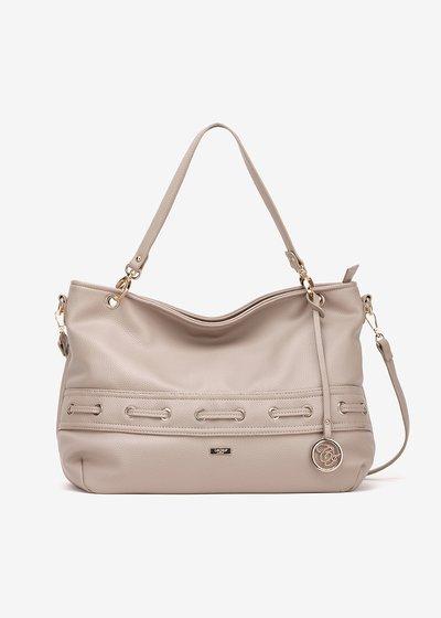 Bryk Eco leather Shopping bag
