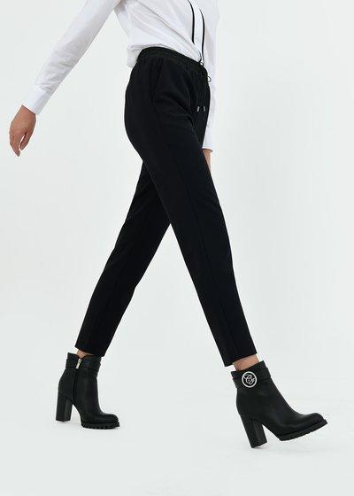 Cara slim-leg trousers