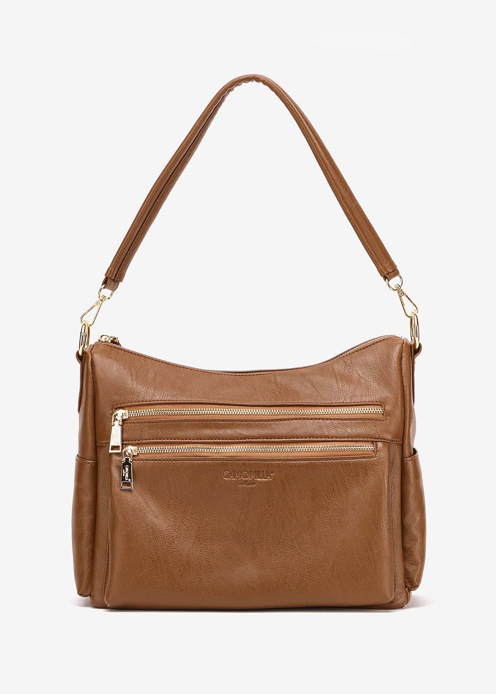 Bray multi-compartment bag - Cocoa - Woman
