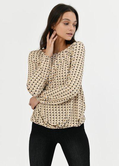 Anna egg-shaped T-shirt