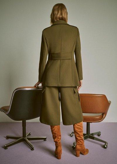 Gaia military jacket