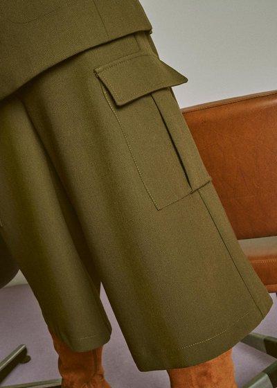 Brian bermuda shorts with pockets
