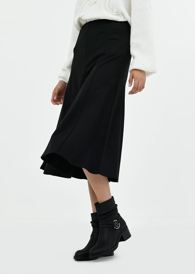 Glen skirt in Milano stitch