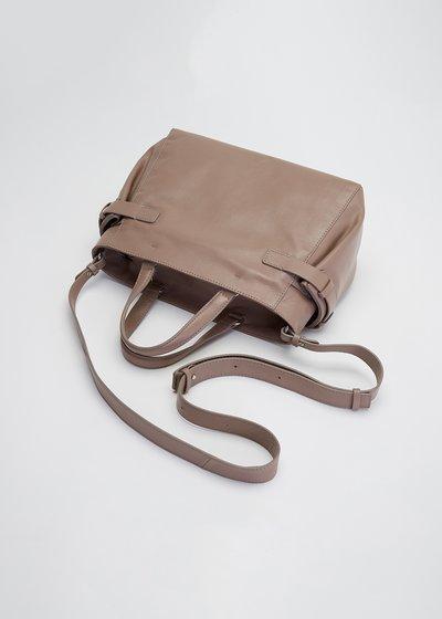 Bess tote bag with shoulder strap