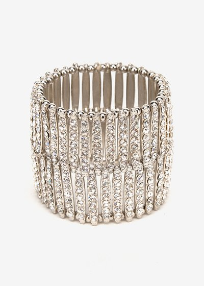 Beky stretch mesh bracelet