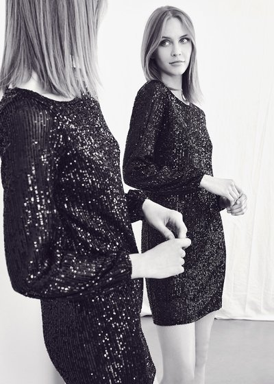 Aenold sequined dress