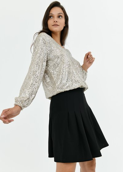 Stacy sequined t-shirt